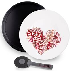 3 \ love pizza